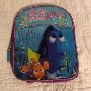 Disney finding Dory backpack